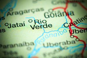 Lloguer de cotxes Rio Verde, Brasil