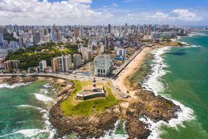 Lloguer de cotxes Salvador, Brasil