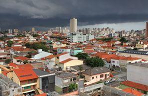 Lloguer de cotxes Sao Caetano do Sul, Brasil