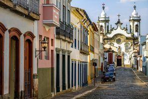 Lloguer de cotxes Sao Joao del Rei, Brasil