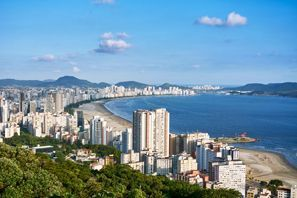 Lloguer de cotxes Sao Vicente, Brasil