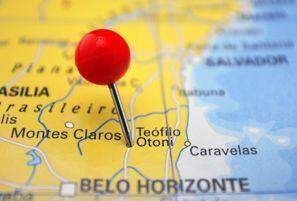 Lloguer de cotxes Teofilo Otoni, Brasil