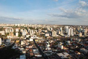 Lloguer de cotxes Uberlandia, Brasil
