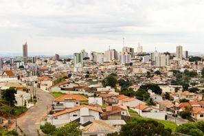 Lloguer de cotxes Varginha, Brasil