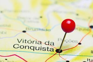 Lloguer de cotxes Vitoria da Conquista, Brasil