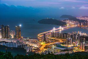 Lloguer de cotxes Busan, Corea del Sud