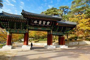Lloguer de cotxes Gyeongsang-do, Corea del Sud
