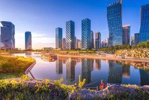 Lloguer de cotxes Incheon, Corea del Sud