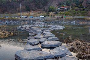 Lloguer de cotxes Jeol-la, Corea del Sud