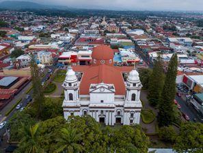 Lloguer de cotxes Alajuela, Costa Rica