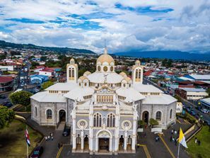 Lloguer de cotxes Cartago, Costa Rica