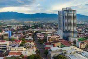 Lloguer de cotxes San José, Costa Rica