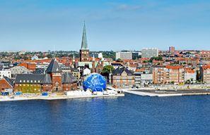 Lloguer de cotxes Aarhus, Dinamarca