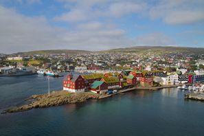 Lloguer de cotxes Torshavn, Dinamarca
