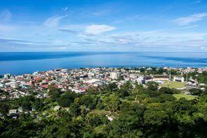 Lloguer de cotxes Roseau, Dominica