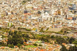 Lloguer de cotxes Ambato, Equador