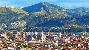 Lloguer de cotxes Cuenca, Equador