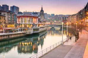 Lloguer de cotxes Bilbao, Espanya