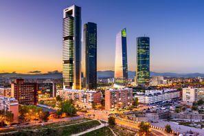 Lloguer de cotxes Madrid, Espanya