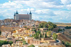 Lloguer de cotxes Toledo, Espanya