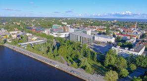 Lloguer de cotxes Parnu, Estònia