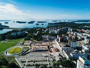 Lloguer de cotxes Espoo, Finlàndia