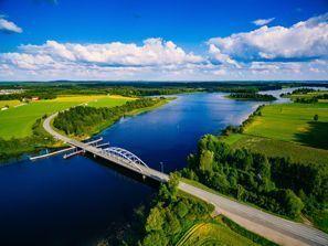 Lloguer de cotxes Iisalmi, Finlàndia
