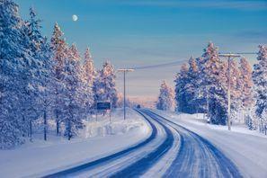 Lloguer de cotxes Ivalo, Finlàndia