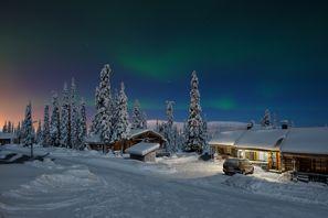 Lloguer de cotxes Kuusamo, Finlàndia