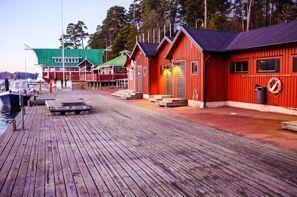 Lloguer de cotxes Maarianhamina, Finlàndia