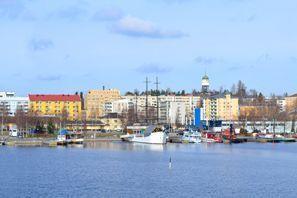 Lloguer de cotxes Mikkeli, Finlàndia