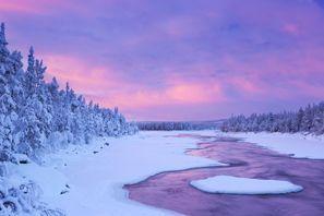 Lloguer de cotxes Muonio, Finlàndia