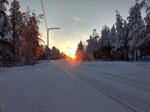 Lloguer de cotxes Pello, Finlàndia