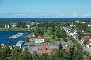 Lloguer de cotxes Raahe, Finlàndia
