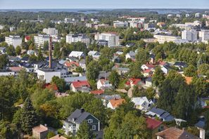 Lloguer de cotxes Rauma, Finlàndia