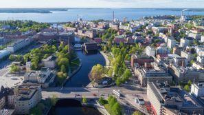 Lloguer de cotxes Tampere, Finlàndia