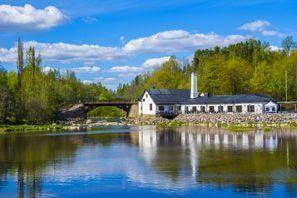 Lloguer de cotxes Vantaa, Finlàndia