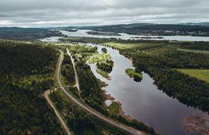 Lloguer de cotxes Ylitornio, Finlàndia