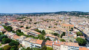 Lloguer de cotxes Aix En Provence, França