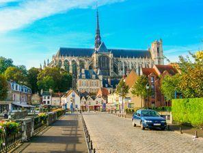 Lloguer de cotxes Amiens, França