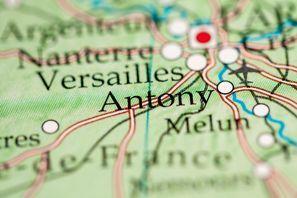 Lloguer de cotxes Antony, França