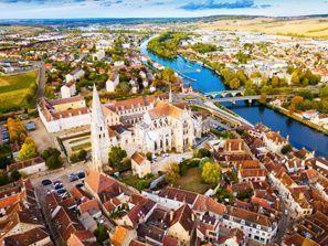 Lloguer de cotxes Auxerre, França
