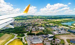 Lloguer de cotxes Basel - Mulhouse, França