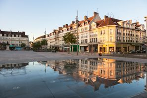 Lloguer de cotxes Beauvais, França
