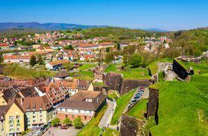 Lloguer de cotxes Belfort, França