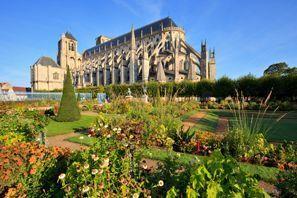 Lloguer de cotxes Bourges, França
