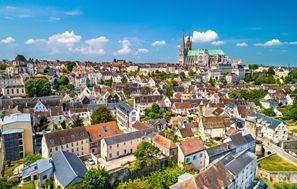 Lloguer de cotxes Chartres, França