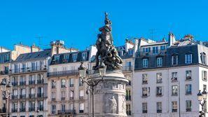 Lloguer de cotxes Clichy, França
