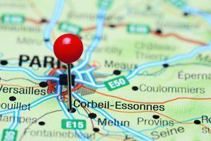 Lloguer de cotxes Corbeil, França