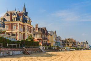 Lloguer de cotxes Deauville, França